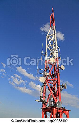 Mobile phone base station - csp20258492