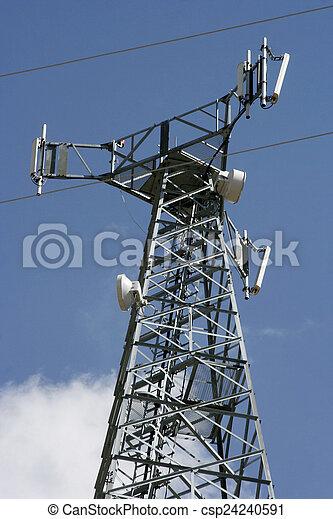 Mobile phone base station - csp24240591
