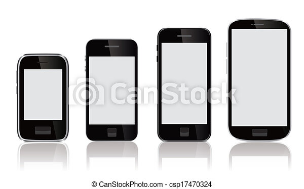 mobile phone devices - csp17470324