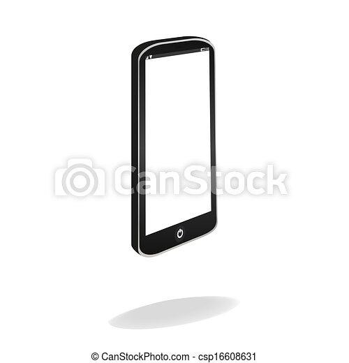 mobile phone - csp16608631