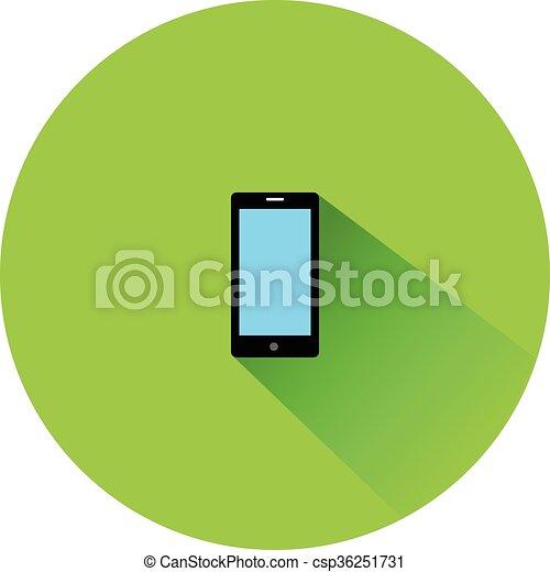 mobile phone - csp36251731