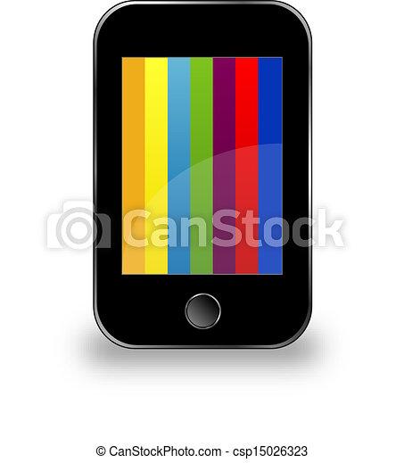 Mobile phone - csp15026323