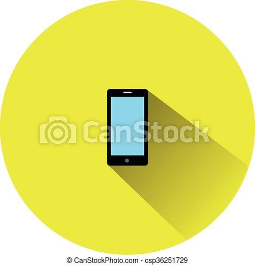 mobile phone - csp36251729