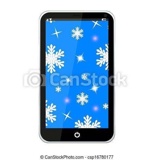 Mobile phone - csp16780177