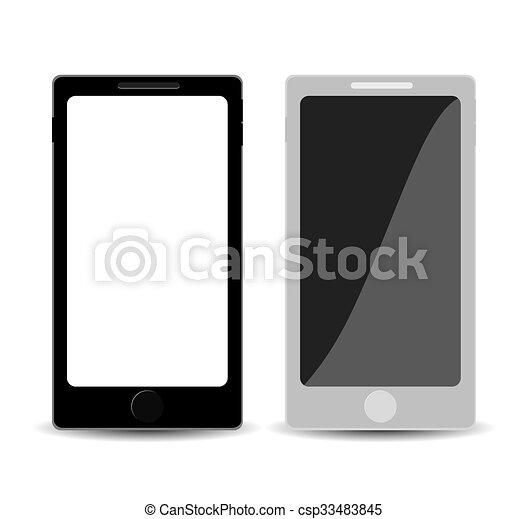 mobile, smartphone - csp33483845
