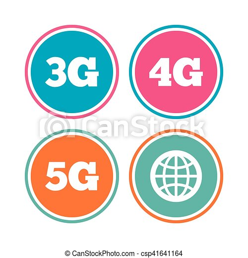 mobile telecommunications icons 3g 4g and 5g mobile clip art rh canstockphoto com clip art constitution clip art construction worker