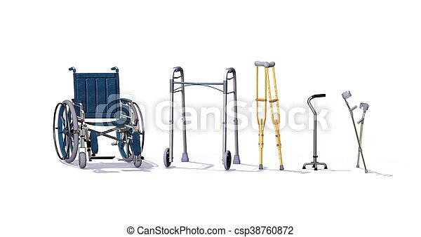 mobilité, aides - csp38760872