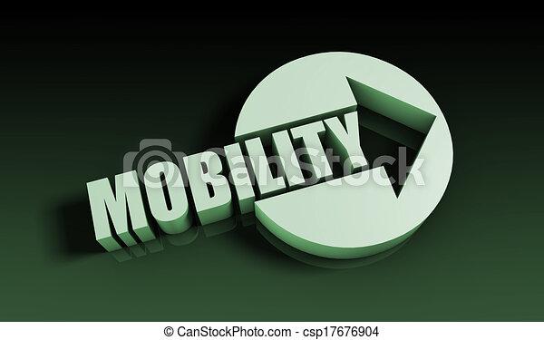 mobilité - csp17676904