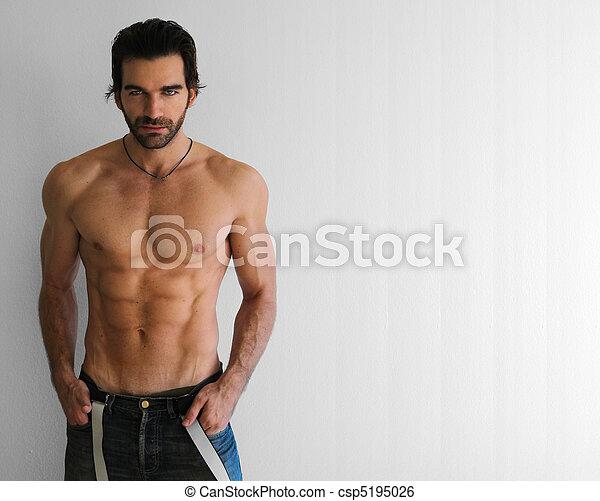 modèle, fitness - csp5195026