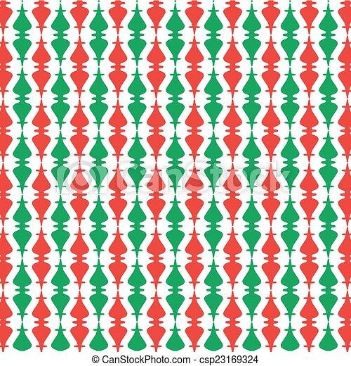 mod ornaments - csp23169324