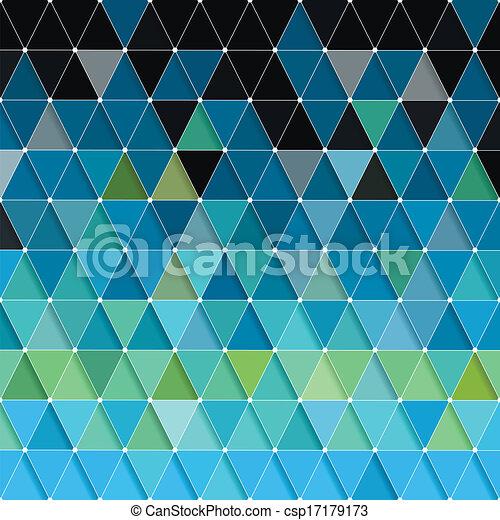 model, driehoeken - csp17179173