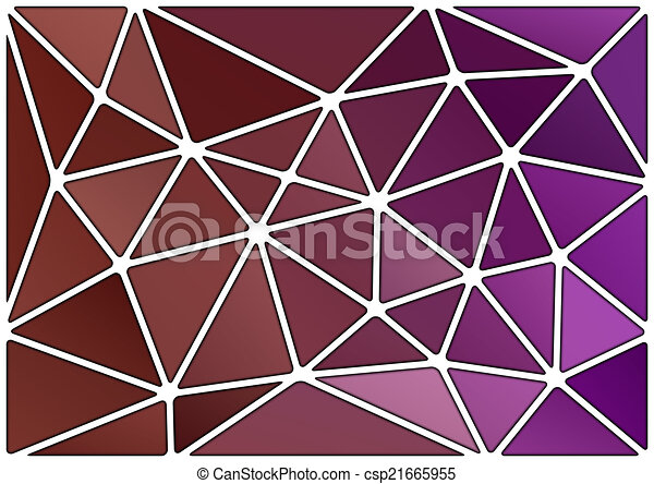 model, driehoeken - csp21665955