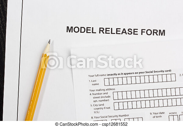 Model Release Form Stock Photos And Images  Model Release Form