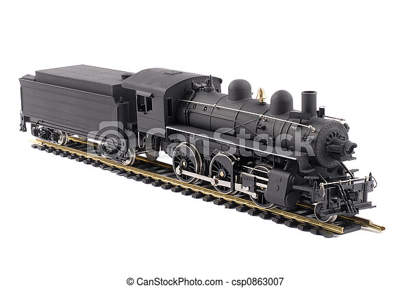Model Train - csp0863007
