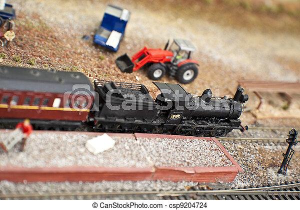 Model Trains - csp9204724