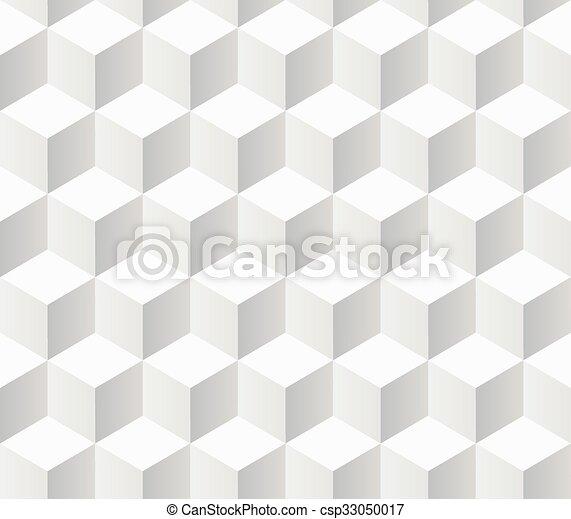 model, witte , geometrisch, stalen - csp33050017