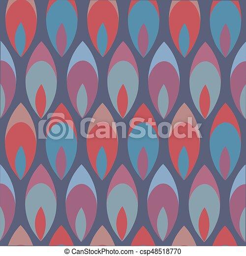 modello, astratto, colorito, fondo, seamless - csp48518770