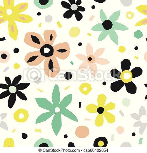 modello, astratto, fondo, seamless, colorito - csp60402854