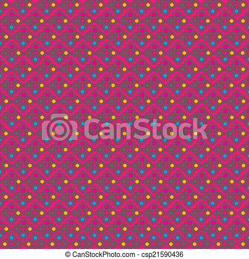 modello, astratto, seamless, colorito - csp21590436