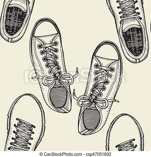 super popular 157f0 514d7 modello, scarpe, seamless