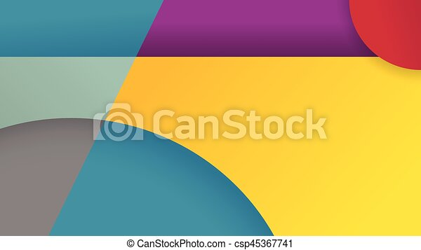 modern abstract 4k material design background paper style color template for design - Color Template