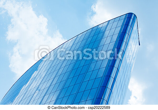 Modern abstract architecture - csp20222589