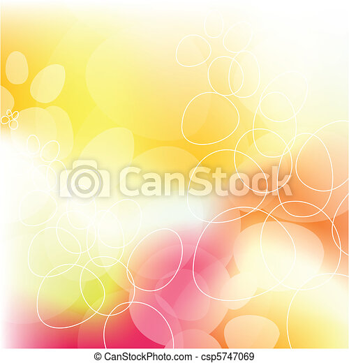 Modern abstract background - csp5747069