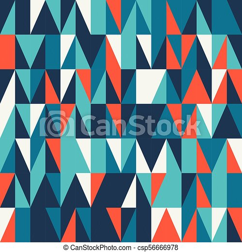 Modern Abstract Geometric Cover Minimal Colorful Trendy Templates Design