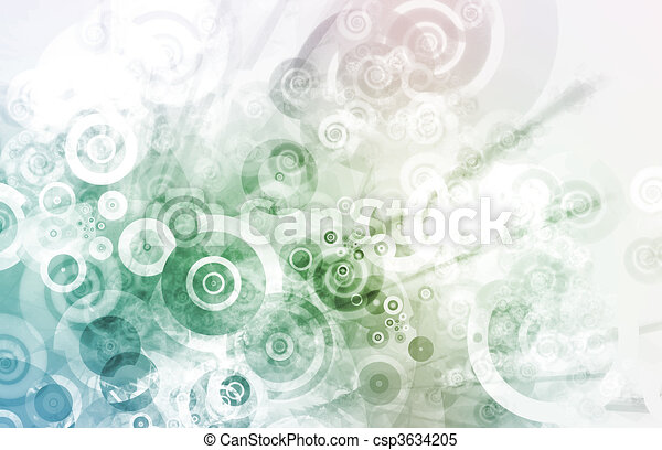 Modern Abstract - csp3634205
