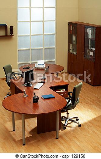 modern and light office - csp1129150