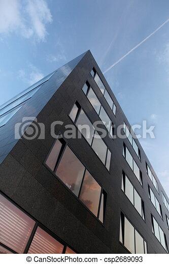 Modern architecture - csp2689093