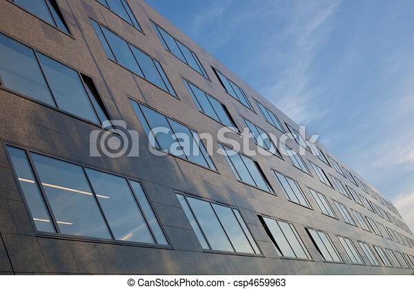 Modern architecture  - csp4659963