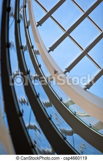 Modern architecture  - csp4660119