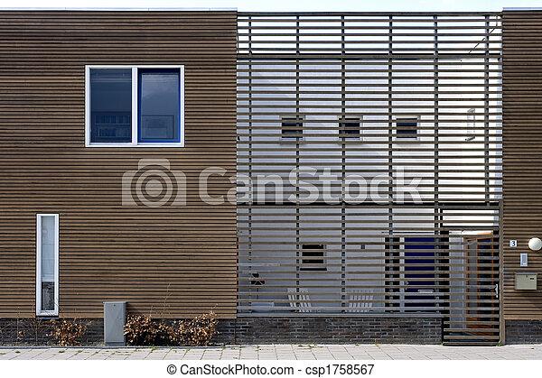 Modern architecture - csp1758567
