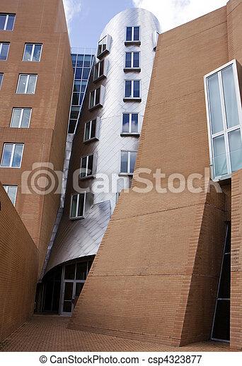 Modern architecture - csp4323877