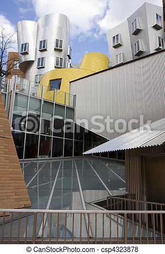 Modern architecture - csp4323878