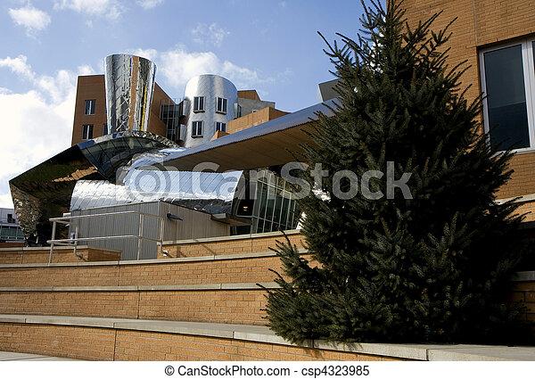 Modern architecture - csp4323985