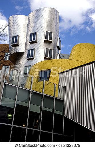 Modern architecture - csp4323879