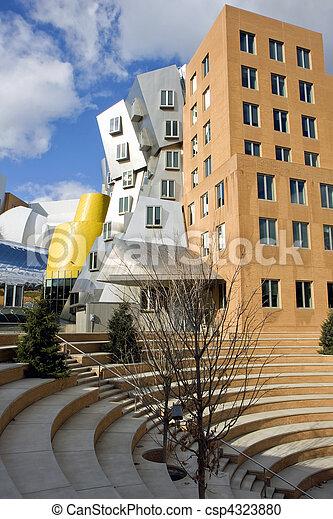 Modern architecture - csp4323880