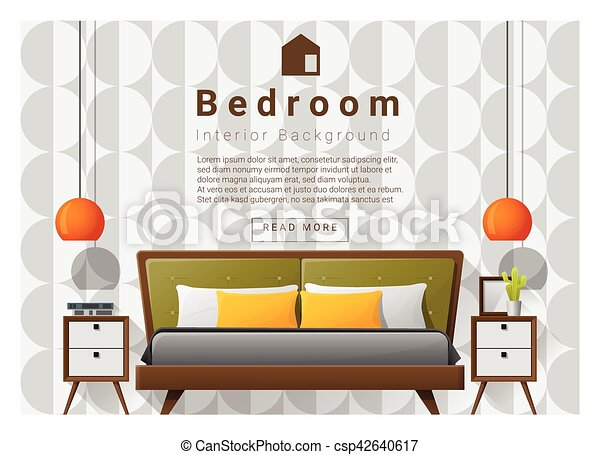 Modern Bedroom Background Interior Design 5 Modern Bedroom
