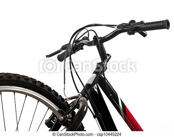 modern bicycle - csp10445224