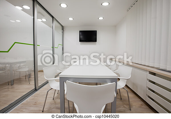 Modernes Büro - csp10445020