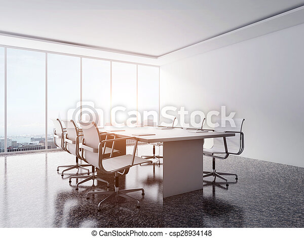 Modernes Büro - csp28934148