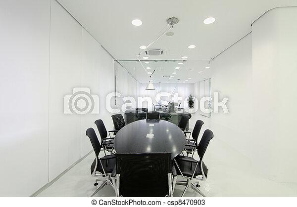 Modernes Büro - csp8470903