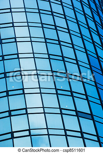 Modern Building Abstract Detail - csp8511601