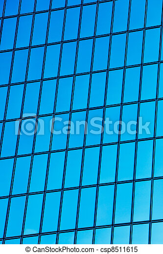 Modern Building Abstract Detail - csp8511615