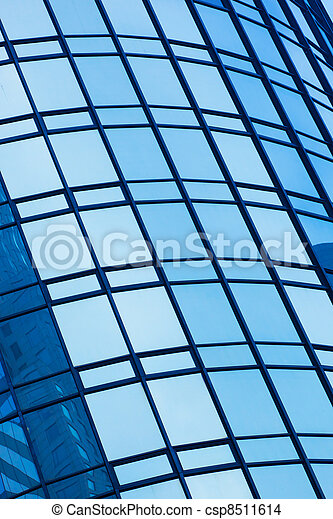 Modern Building Abstract Detail - csp8511614