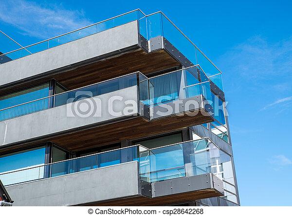 Modern building in Berlin - csp28642268