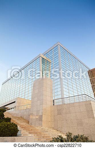 Modern building - csp22822710