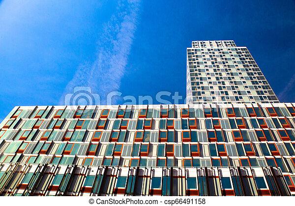 Modern Building - csp66491158